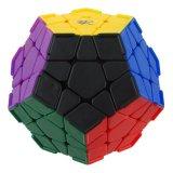 Jual Dayan Megaminx I Versi Tanpa Stiker Puzzle Kubus Hitam With Sudut Lengkung Dayan Di Tiongkok