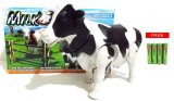Tips Beli Daymart Toys Collectible Animal Milk Cow White Yang Bagus