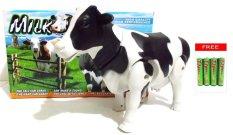 Ongkos Kirim Daymart Toys Collectible Animal Milk Cow White Di Jawa Barat
