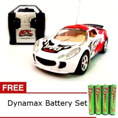 Promo Daymart Toys Remote Control Pvo Racing Strong Gt Putih