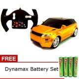 Jual Daymart Toys Remote Control Range Rover Evoque Suv Car Gold Daymart Toys Online