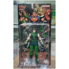 Dc Direct Identity Crisis Green Arrow Moc - 9376D3 - Original Asli
