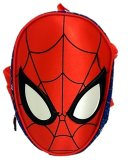Beli Deerde Lunch Box Fiber 3D Spiderman Merah Online Murah