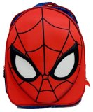 Spesifikasi Deerde Ransel 3D Spiderman Mask Red Deerde