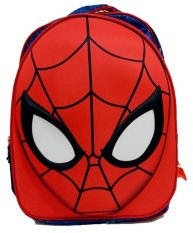 Review Deerde Ransel 3D Spiderman Mask Red Indonesia