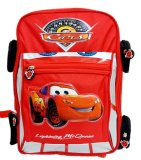 Jual Deerde Ransel 3D Tk Cars Mcqueen Red Branded Original