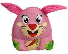 Harga Deerde Ransel Play Group 3D Rabbit Pink Termahal