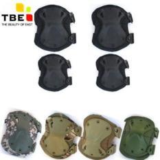 Deker 088 Pelindung Siku Lutut Dan Tangan Perlengkapan Army Safety Tbe - Yrzb3f