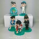 Harga Detective Conan Figure 5Set Satu Set