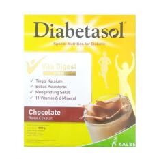 Diabetasol Vita Digest Pro Special Nutrition For Diabetic 1000Gr Cokelat Di Indonesia
