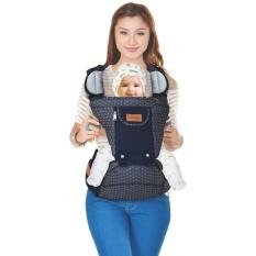 Spesifikasi Dialogue Baby Gendongan Hipseat Denim Bintik Dgg1011 Baru