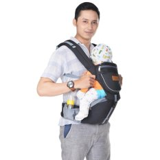 Harga Dialogue Baby Gendongan Hipseat Plain Color 01 Dgg1004 Terbaru