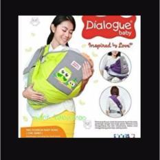 Beli Barang Wulanda Gendongan Samping Bayi Dialogue Owl Series Online