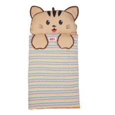 Review Dialogue Baby Matras Kasur Lipat Bantal Selimut Bayi Puppet Series Cat Dgk9217
