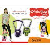Harga Dialogue Baby Walker Assist Tool Alat Bantu Berjalan Bayi Owl Series Dga 4203 Original