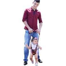 Beli Dialogue Baby Walker Safety Strap Emerald Series Maroon Online Indonesia