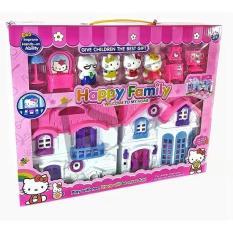 DIAMOND - Happy Family Rumah Hello Kitty