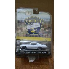 Diecast Greenlight 1:64 County Roads Chevrolet Impala Sport 1967 - Aapte1