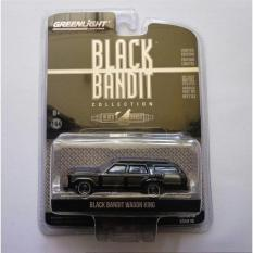 Diecast Greenlight Black Bandit Wagon King - Add9a3 - Original Asli