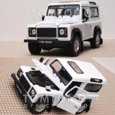 Diecast Land Rover Defender 90 Mobil Mobilan Mainan Anak Miniatur Hadiah Kado Ulang Tahun Cowok Unik Jeep Jip Aksesoris Interior Welly Nex Tomtomo