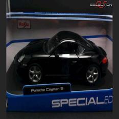 Diecast Maisto 1:18 - Porsche Cayman S