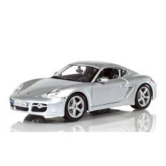 Diecast Maisto 1/18   Porsche Cayman Silver