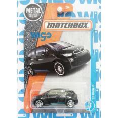 Diecast Matchbox '15 Bmw I3 Mobil Listrik Hitam Lot J 2017 - T83f1m