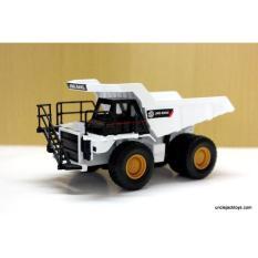 Katalog Diecast Miniatur Alat Berat Dump Truck Jing Bang Original Terbaru