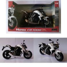 Diecast Miniatur Motor Honda Cb1000r - Bctney