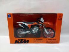 Diecast Miniatur Motor Traiil Cross KTM 350 SX-F Replika Motor Sport