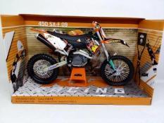 Diecast Miniatur Motor Trail KTM 450 SX-F 09 Diecast Cross Harga Murah