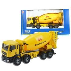 Diecast Truck MIXER CEMENT CONCRETE LORRY Miniatur Truk KDW Murah ORI