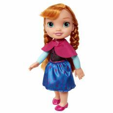 Disney Frozen Boneka Disney Frozen Super Value ( Value Toddler Elsa / Anna Doll Size 30 cm ) ORIGINAL