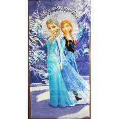 Jual Beli Disney Handuk Bayi Frozen Uk 60 X 120 Cm Baru Dki Jakarta