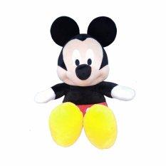 Disney Mickey Minnie Mouse - Boneka Mickey Minnie Tikus ( Mickey Minnie  Mouse Plush Basic Doll 4b6743f152