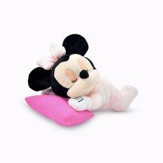 Disney Original Boneka Bayi Mini Tikus ( Baby Minnie Mouse Lying Plush Doll  ) 12 inch 36d91b0bd4