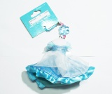 Review Toko Disney Store Original Gantungan Kunci Handphone Princess Gown Frozen Elsa