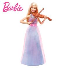 Barbie Pemain Biola Mainan Satu Set
