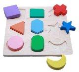 Beli Dnd Mainan Edukatif Edukasi Anak Balok Kayu Puzzle Geo 9 Bentuk Dnd Dengan Harga Terjangkau
