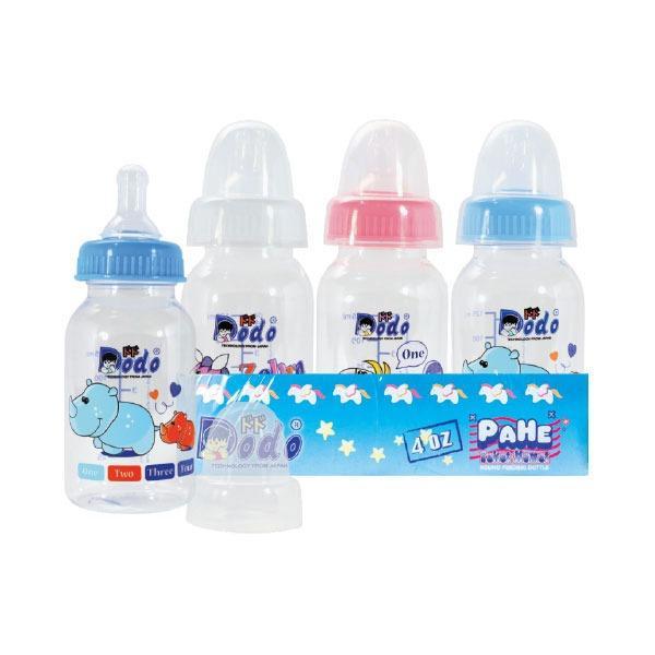 Harga Promo Dodo Botol Susu Bayi Pahe 4 Oz 125ml Toko
