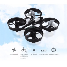 StarWego Drone Mini RC Quadcopter JJRC H36 2.4GHz 6 AXIS GYRO BAGI PEMULA
