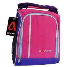 Toko D Organizer Lunch Bag Dayony Seri Td 02 Pink Online Jawa Tengah
