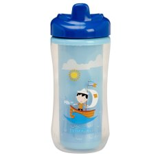 Spesifikasi Dr Brown S Hard Spout Insulated Cup Blue Sailor 300Ml Yang Bagus Dan Murah