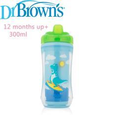 Katalog Dr Brown S Hard Spout Insulated Cup 12M 300 Ml Hijau Dr Brown S Terbaru