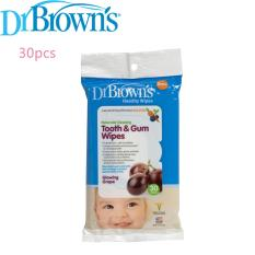Dr Brown S Tooth And Gum Wipes Isi 30 Pcs Dki Jakarta Diskon