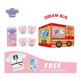 Jual Dream Bus Box Pokana Super Pants G*rl M32 Isi 4 Free Matching T Shirt And Sticker Murah Di Jawa Timur