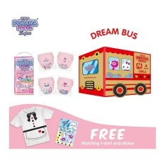 Harga Dream Bus Box Pokana Super Pants G*rl M32 Isi 4 Free Matching T Shirt And Sticker Pokana Ori