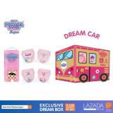 Jual Dream Car Box Pokana Premium Pants G*rl L26 Isi 4 Free Matching Sticker Pokana Murah
