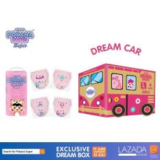 Ulasan Lengkap Dream Car Box Pokana Premium Pants G*rl L26 Isi 4 Free Matching Sticker