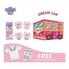 Ulasan Lengkap Dream Car Box Pokana Premium Pants G*Rl L26 Isi 4 Free Matching T Shirt And Sticker